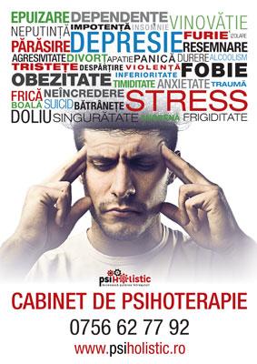 Cabinet psiholog galati