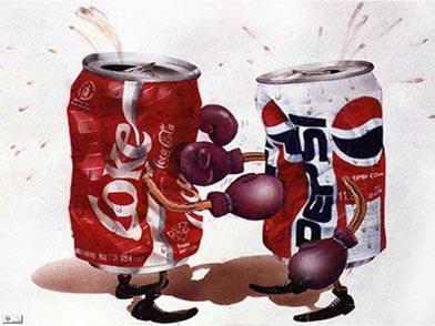 experiment psihologic, cabinet psihlogic galati, pepsi coca cola